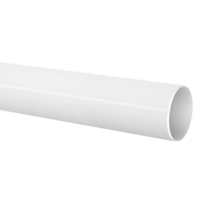 """TUBO DE PVC ESGOTO 1.1/2""""(40 MM) X 6 M TIGRE"""