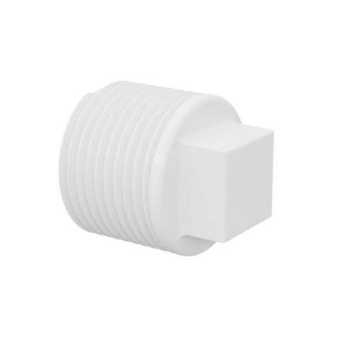 """PLUG PVC ROSCA 1.1/2"""" TIGRE"""