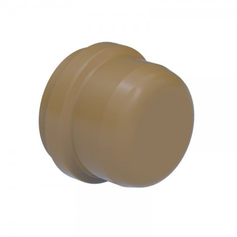 CAP PVC PBA 60 MM TIGRE