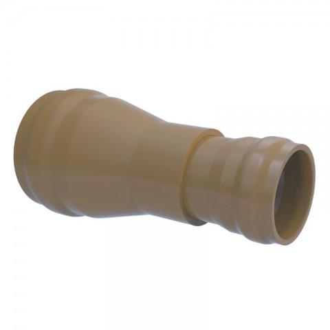 REDUÇÃO PVC PBA COM BOLSAS 85 MM X 60 MM TIGRE