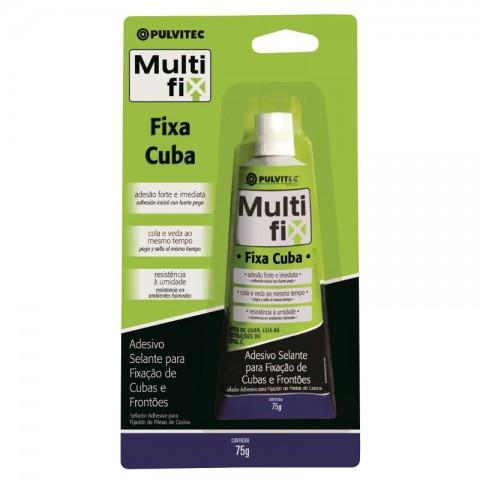 FIXA CUBA MULTIFIX 75G