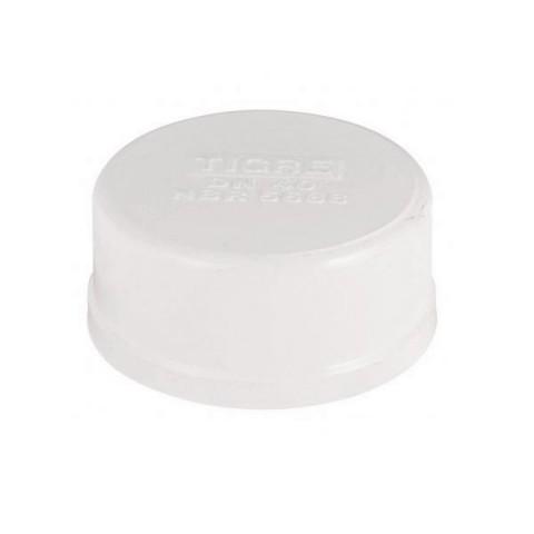 """CAP PVC ESGOTO 1.1/2"""" (40 MM) TIGRE"""