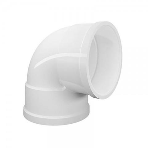 """JOELHO 90° PVC ESGOTO 1.1/2"""" (40 MM) TIGRE"""