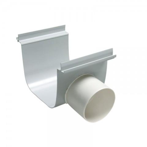 BOCAL PVC LATERAL PARA CALHA DE PISO 200 MM X 100 MM TIGRE