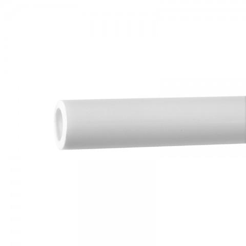 TUBO PVC BRANCO 10 MM X 14 MM x 3 M