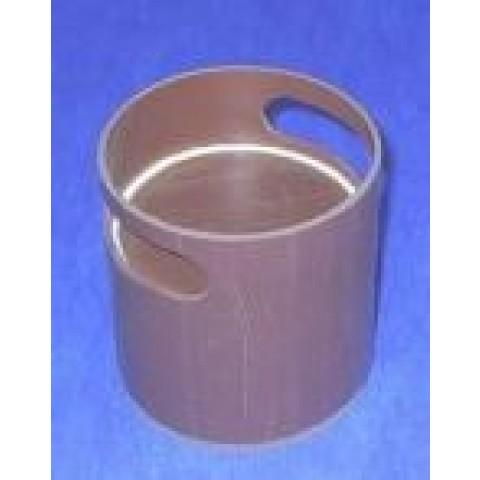 "PLUG PVC OCRE 14"" (400 MM)"