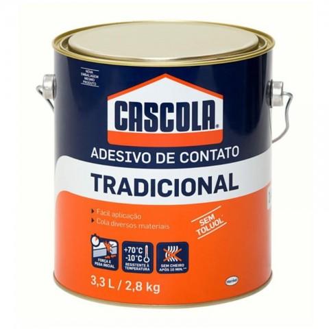 COLA CASCOLA EM GALÃO 3,3 L