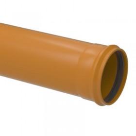 """TUBO PVC OCRE 8""""(200 MM) X 6 M TIGRE"""